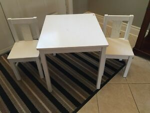Kids Table Chairs