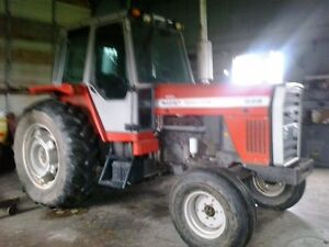 MF 699 2-wheel drive tractor  MUST SEE IN PERSON