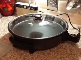 Electric multi cooking pan