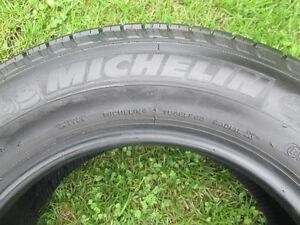 4 - 235/65R17 Michelin Latitude Tour tires for sale