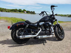 2016 Harley Davidson Forty Eight. $130 bi-weekly!