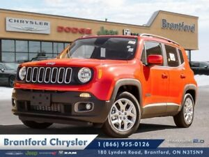 2018 Jeep Renegade North  - $221.71 B/W