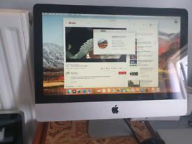 iMac 21.5 - 256 gb ssd - 8 gb ram 2010