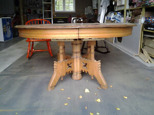 a vendre ancienne table
