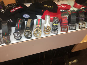 Gucci Belts Shirts Wallets Purses etc brand new items just in