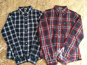 Abercrombie & Fitch Dress Shirts Small for Men
