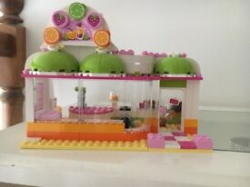 LEGO juice bar