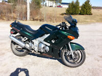 98 zx6 trade for bigger bike