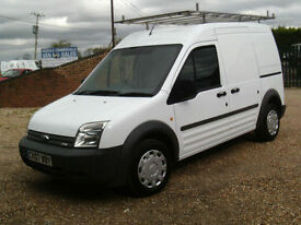 Ford Transit Connect 1.8TDCi ( 90PS ) T230 LWB HIGH ROOF LX Plus