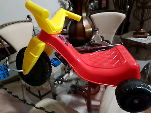 Junior Big Wheel mint used indoors only $10
