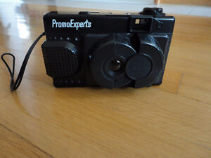 Vintage Promo Experts 35 mm camera with case and original box London Ontario image 10