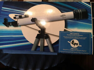 ORBITOR 525X TELESCOPE with CAMERA MOUNT