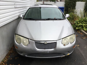 Chrysler 300m special 2003