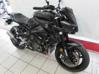 YAMAHA MT-10, 18 REG ONLY 57 MILES, IMMACULATE 1 OWNER BIKE 2018 MODEL...