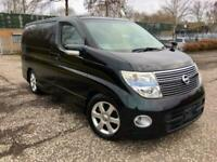 2008 Nissan Elgrand 2008 FRESH IMPORT HIGHWAY STAR 3.5 V6 AUTO SUNROOF LEATHER S