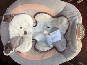 Fisher Price Baby seat with music $20