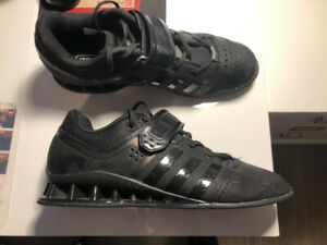 0da4bd3715134 Adidas Adipower weightlifing shoes - size 10 - mint