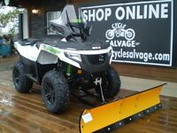 2016 ARCTIC CAT ATV'S ARE ARRIVING
