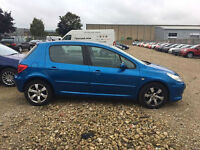 Peugeot 307 1.6 S**Automatic**1 Owner**FSH**Low Mileage**Immaculate**Finance**