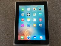 Apple iPad 3rd Generation, 64GB, Wi-Fi, Black