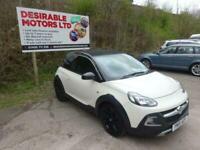 2015 Vauxhall Adam 1.0T ecoFLEX Rocks Air 3dr [Start Stop] Hatchback Petrol Manu