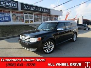 2011 Ford Flex Limited   AWD, LEATHER, SUNROOF, POWER HEATED SEA