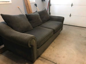 Couch - gray