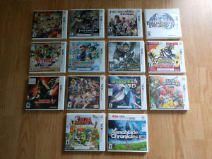 Games for 3DS / Smash Bros FREE if you buy them all