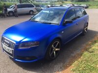 For sale Audi A4 S line