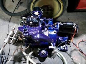 BMW marine diesel engine