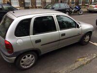 Vauxhall corsa, 1.2 petrol , 5 doors