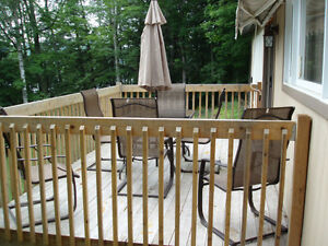 Cottage rental Lakefront Val-des-Monts 30m from Ottawa $400 wkd Gatineau Ottawa / Gatineau Area image 10