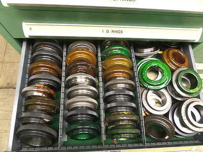 Bore Gage Setting Ring Master Gage Gauge Federal Glastonbury Xx X 3 - 4 Id