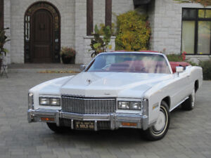 Gorgeous Cadillac Convertible