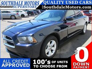 2011 DODGE CHARGER RWD * PREMIUM CLOTH SEATING * POWER GROUP * L