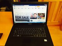 4GB fast like new Samsung HD 250GB window7, Microsoft office, kodi installed, ready to use,