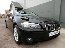 BMW 520 2.0TD 2012MY d EfficientDynamics