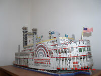 3d puzzle  ship:20$  HOUSE 10$/small 10$/big  514-7685646  5437