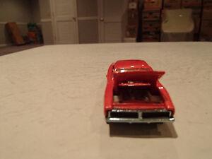 Loose HotWheels Ultra Hots Orange 69 Dodge Charger w/Real Riders Sarnia Sarnia Area image 3