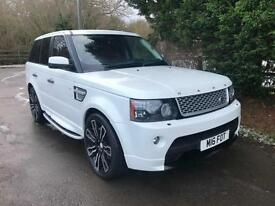 58 REG PROJECT KAHN LAND ROVER RANGE ROVER SPORT HSE 4.2 V8 SUPERCHARGED
