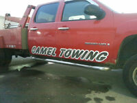 Flatbed and roadside assistance 24/7 professional service