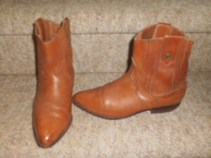 Ladies size 8 - 8.5 boots and shoes. $25 to $65