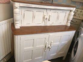 Beautiful upcycled vintage sideboard