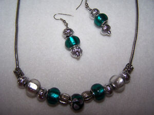 2 Pc. Necklace and Earing Set