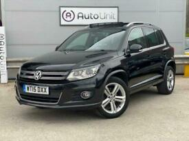 2015 Volkswagen Tiguan 2.0 R LINE TDI BLUEMOTION TECHNOLOGY 4MOTION 5d 148 BHP E