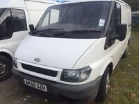 55 FORD TRANSIT VAN 2 ltr diesel 280 Swb 85 psi 1 yr Mot just had full service Px welcome