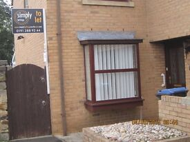 Lovely 2 bed family home in the centre of Chester le Street(2 bed)