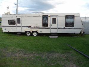 30 ft Citation travel trailer