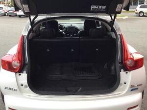2013 Nissan Juke 1.6 DIG Turbo SL AWD CVT Comox / Courtenay / Cumberland Comox Valley Area image 5