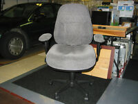 Adjustable Office chair great condition